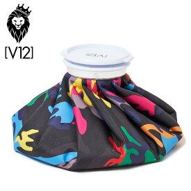 V12 ゴルフ ヴィ・トゥエルヴ 2019 CAMO ICE BAG 氷嚢 V121921-AC16 19/BLACK 【新品】19SS アイシング ゴルフ ゴルフ用品 氷のう AUG2 AUG3