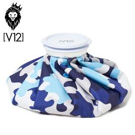 V12 ゴルフ ヴィ・トゥエルヴ 2019 JIGSAW ICE BAG 氷嚢 V121921-AC17 75/BLUE 【新品】19SS アイシング ゴルフ ゴルフ用品 氷のう AUG2 AUG3