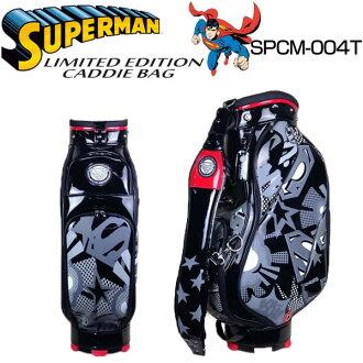 超人超人 10-男式高爾夫球袋旅遊模型 SPCM 004T