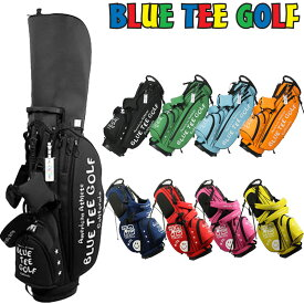 ブルーティーゴルフ 9型 ストレッチ スタンドバッグ BTG-CB-003【新品】Blue Tee Golf California スタンド式 スタンド型 キャディバッグ ゴルフ用バッグ メンズ レディース %off