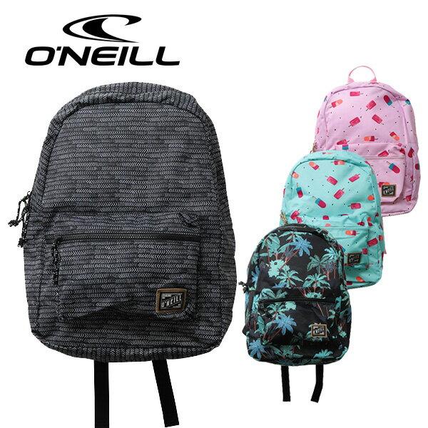 【52%off】O'NEILL オニール 15リットル バックパック 617900【新品】17SS リュックサック デイパック デイバッグ スモールサイズ メンズ レディース ジュニア キッズ