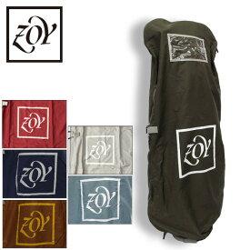 ZOY ゾーイ トラベルカバー 継続 071729829【新品】19FW ゴルフカバー 旅行用