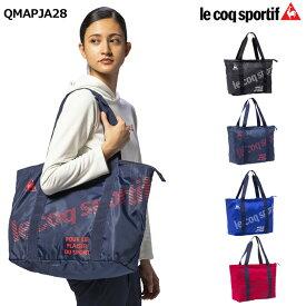 ルコックスポルティフ 2020 コンパクト ビッグ トートバッグ QMAPJA29 【新品】20FW Le coq sportif スポーツバッグ AUG2 AUG3