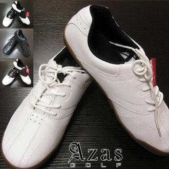 Azas / 阿爾薩斯高爾夫可調 (可調) 穗狀高爾夫球鞋 4 顏色為 MEN'SMENSMENS 的男人