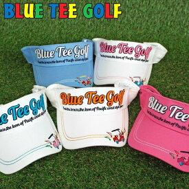ブルーティーゴルフ バイザー カート VS-002【新品】18SS Blue Tee Golf California 帽子メンズ男性用紳士用レディースレディス女性用