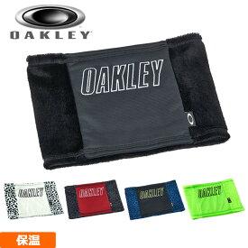 【メール便発送】オークリー メンズ 起毛 ネックウォーマー 912243JP Logo Neck Warmer 13.0 【新品】19FW ゴルフウェア Oakley ロゴ フリース