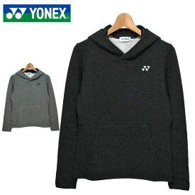 【25%off】ヨネックス 2019 レディース テニス スウェットパーカー 38063 【新品】19FW YONEX レディース Tennis テニスウェア OCT2 OCT3
