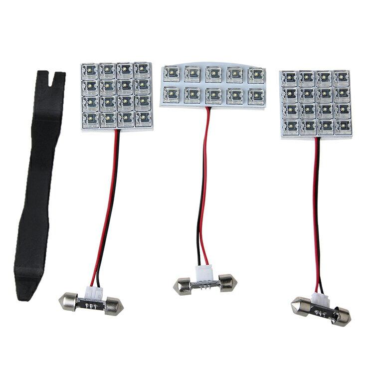 NISSAN 日産 DAYZ ROOX デイズルークス 専用 LED ルームランプ セット 室内灯 ホワイト 取付工具付き!