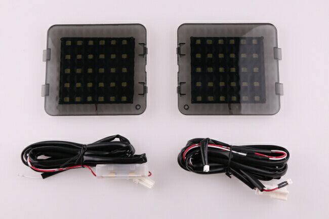 MAZDA マツダ Premacy プレマシー CWEFW系用 LED ラゲッジランプ 増設キット ルームランプ ホワイト 激光 安全便利