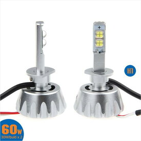 H8/H11 LEDヘッドライト クリー CREE製LED採用 MK-Rチップ 30W 3600LM 6000K HID交換 LEDフォグランプ 12V/24V兼用 ホワイト 白