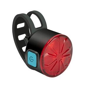 [ポイント5倍]自転車用 テールランプ 自転車ライト LED 尾灯 防水 リアランプ USB充電式 自転車補助灯 テールライト