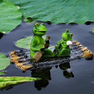 動物 カエル 置物 ガーデン オーナメント アンティーク ガーデンオブジ ガーデンオーナメント 置物 装飾 庭 花壇 ガーデンニング オーナメント 雑貨 動物 カエル 幸運物 可愛い おしゃれ