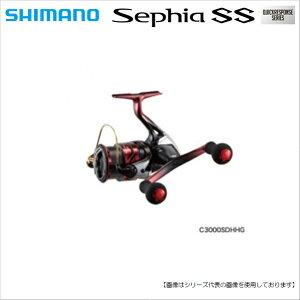 シマノ 19 セフィア SS C3000SDH スピニングリール送料無料 [リール]