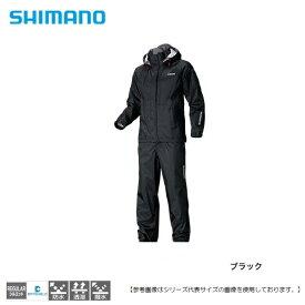 シマノ DSベーシックスーツ ブラック 2XL [アパレル]