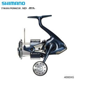 シマノ 21ツインパワー XD 4000XG 送料無料 [リール]