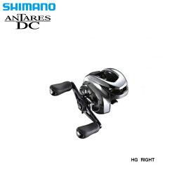 【3月入荷予定・予約商品】シマノ 21アンタレスDC HG RIGHT 右巻き 同梱不可、入荷次第発送 送料無料 [リール]
