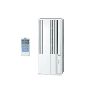 コロナ 窓用エアコン ウインドエアコン 冷房専用 CW-1621(WS)