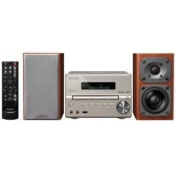 ケンウッド KENWOOD Compact Hi-Fi SystemコンポXK-330-N[XK330N]