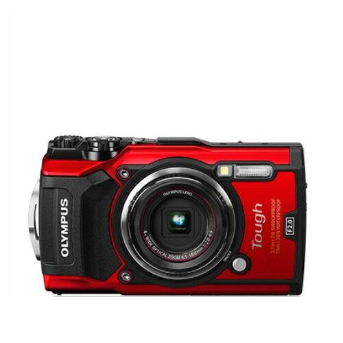 STYLUS TG-5 RED(レッド) Tough オリンパスデジタルカメラ[TG5]