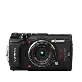 STYLUS TG-5 BLK(ブラック) Tough オリンパスデジタルカメラ[TG5]