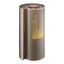 ドウシシャ 加湿器 ハイブリッド式加湿機 インテリア おしゃれ d-design アロマ加湿器 DKHT-301CGD シャンパンゴールド