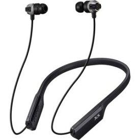 ワイヤレスステレオヘッドセット Bluetoothイヤホン JVC HA-FX33XBT-S シルバー