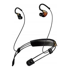 ワイヤレスステレオヘッドセット Bluetoothイヤホン JVC XE-M10BT-T ブラウン