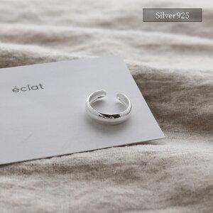 【eclatエクラ】Silver925SencilloRing【追跡可能メール便送料210円】e0320