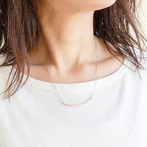 Silver925SmilePlateNecklace【追跡可能メール便送料210円】y0001