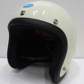 TOYS McCOY(トイズマッコイ)BUCO HELMET [BABY BUCO PLAIN MODEL/Ivory White]プレーン ベビー・ブコ レイト 60's スタイル ヘルメット!