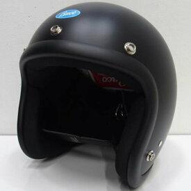 TOYS McCOY(トイズマッコイ)BUCO HELMET [BABY BUCO PLAIN MODEL/Matte Black]プレーン ベビー・ブコ レイト 60's スタイル ヘルメット!