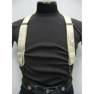 LEVI'S-XX(李维斯)VINTAGE CLOTHING/Accessories[Suspenders/Made in Italy]吊带!