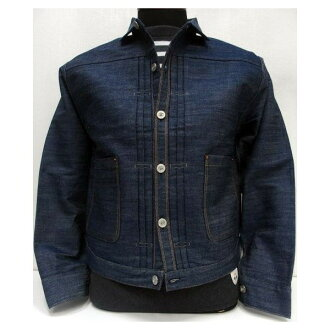 LEVI'S-XX (Levis) VINTAGE CLOTHING/Archive [a product made in 1880 Triple Pleat Blouse Jacket]Made in U.S.A./ triple pleats blouse /G- Jean / denim jacket / re-Jit / United States!