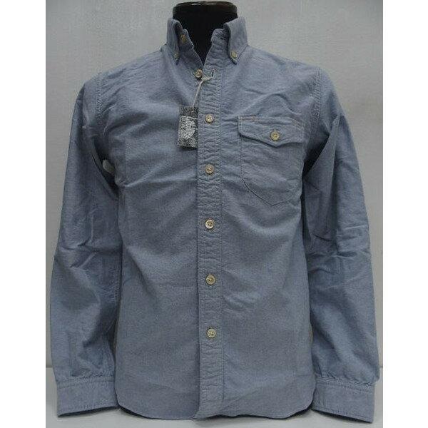 COLIMBO(コリンボ)[Richmond-Boro Button Down Shirt/Wool Oxford]リッチモンド/ボタンダウンシャツ/オックスフォード/長袖シャツ/日本製!