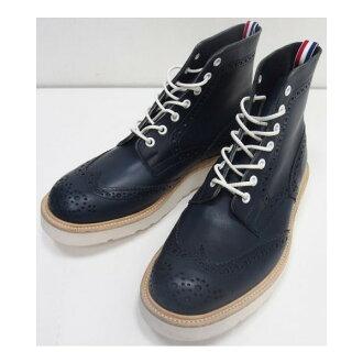 SEVESKIG × 骗子 [合作 Boots/Lot.1001、 英格兰制造有限公司生产的项目 ! 和 x sevethig/翼尖引导/吉尔伯特/靴子轰动一时 !