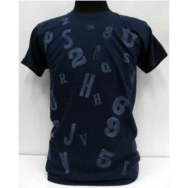 SHANANA MIL(シャナナミル)[Font Stamp T-Shirts]半袖Tシャツ/フォントスタンプ!