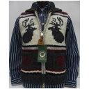 【在庫処分/返品・交換不可】Canadian Sweater Company Ltd.(カナディアンセーター)[Canadian Vest/別注デザイン!]Ha…