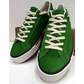【2019秋冬 再入荷】WAREHOUSE(ウエアハウス)Original Sneaker [SUEDE SNEAKER/Lot.3400-Green]スニーカー ローカット スエード グリーン 靴