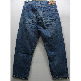 【再入荷】WAREHOUSE(ウエアハウス) [2ND-HAND Lot.1105/Real Vintage Pale Used Wash/Zipper-fly]セカンドハンド セコハン デニム テーパードジーンズ ジッパー USED WASH 淡