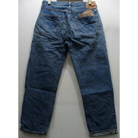 WAREHOUSE(ウエアハウス) [2ND-HAND Lot.1101/Real Vintage Pale Used Wash/Button-fly]セカンドハンド セコハン デニム ストレートジーンズ ボタンフライ USED WASH 淡