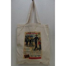 【2020秋冬 新作】Lee(リー)Work Line Collection [Original Poster Print Tote Bag] トートバッグ エコバッグ 男女兼用 ユニセックス
