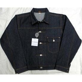 【2021春夏 新作】Lee(リー)Real Vintage Archive Collection [WWII 101J Cowboy Jacket 大戦モデル] 限定生産モデル WWII大戦モデル 101J COWBOY JACKET 日本製
