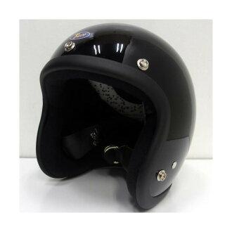 TOYS McCOYBUCOHELMET Buko standard / plain / black / helmet / Jet helmet!