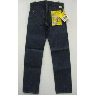 Wrangler(兰格勒服装)Real Vintage 52型号11MW粗斜纹布牛仔裤