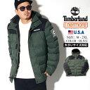 Timberland ティンバーランド ダウンジャケット メンズ 中綿ジャケット 大きいサイズ ジャケット パファー USAモデル TB0A1WYY ストリートファッション アウトドア