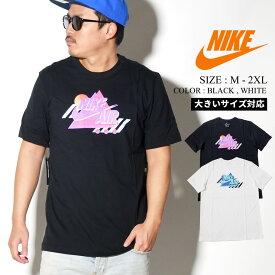 NIKE ナイキ Tシャツ メンズ 大きいサイズ 半袖 ロゴt おしゃれ ストリートファッション スポーツ