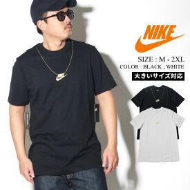 NIKE ナイキ Tシャツ メンズ 大きいサイズ 半袖 ロゴt スウッシュ Swoosh おしゃれ ストリートファッション スポーツ