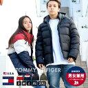 【一部11月中旬入荷予定 予約商品 】TOMMY HILFIGER トミーヒルフィガー メンズ ダウンジャケット 大きいサイズ ブランド 冬 防寒 おしゃれ USA限定 カジュアル ファッション セレブ レトロ 中綿 156AN122 おうちコーデ