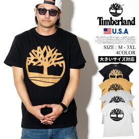 Timberland ティンバーランド Tシャツ メンズ USAモデル コアロゴTシャツ TB0A1N8Y ストリートファッション b系 アウトドア