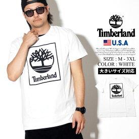 Timberland ティンバーランド Tシャツ メンズ USAモデル 半袖 TB0A1N8Y ストリートファッション b系 アウトドア